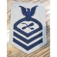 Us Navy 1St Class Uniform Patch Navy And Khaki