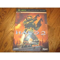 Halo 2 Official Strategy Guide Xbox Live Book