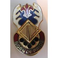 Distinctive Unit Insignia 145Th S&S Battalion Born Of Pride Military Uniform Pin