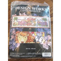 Cross Stitch Kit ~ Design Works All Aboard Noah'S Ark Animals On Boat #Dw9681
