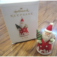 Hallmark Keepsake St. Nick 2006 Christmas Ornament By Nina Aube'