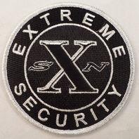 Extreme Security Sxn  Uniform Patch #Mtyslv
