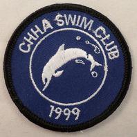 Chha Swim Club 1999 Uniform Patch #Mtbk