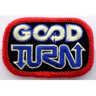 Girl Scout Gs Uniform Patch Good Turn #Gsrd