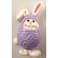Avon Vintage Easter Bunny In An Egg Costume Super Cute