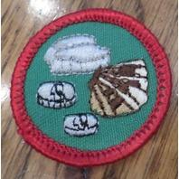 Jr. Girl Scout Green Junior Merit Badge Uniform Collecting Hobbies