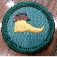 Jr. Girl Scout Green Junior Merit Badge Troop Dramatics