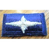 Royal Rangers Vintage Navy And Silver Star Uniform Patch
