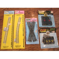New Atlas Connector #210 Nickel Silver Track #840 #45 #839 Crossing Ho Scale