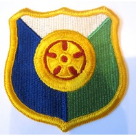 319Th Transportation Brigade Patch Full Color Army Uniform Patch