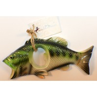 Cast Iron Fish Fisherman's Bottle Opener
