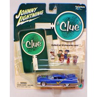 Johnny Lightning Clue Mrs Peacock 1959 Cadillac Eldorado 1:64 New In Package