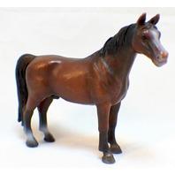 Schleich Animal Figurine Arabian Stalion Horse Mare 2000 Germany