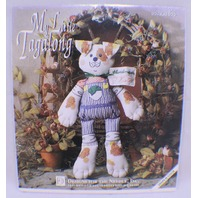 Designs For The Needle My Little Tagalong Douglas Dog 8709 Puppy Dog Pal New