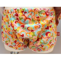 Zutano Baby Doodle Heart Flourish Print Dress and Bloomers 6 month