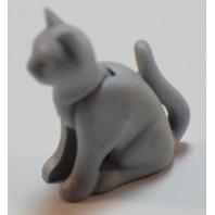 Playmobil Victorian DollHouse Doll set 5326 Grey Kitty Cat
