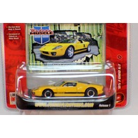 Johnny Lightning 1:64 New In Package Limited Edition Release 1 2005 Ford GT