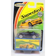 Matchbox Superfast Dodge Viper RT10 in Blue with Detailing Limited Edition Rare