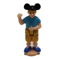 Magic Kingdom Blue Bird Polly Pocket Miniature Mousecateer Boy