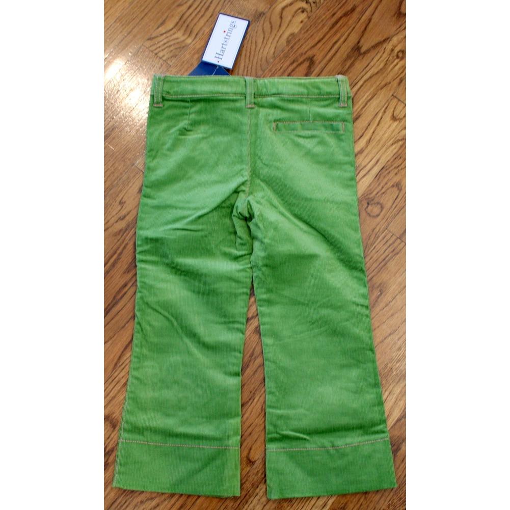 Girls Sz 4 New Hartstrings Lot Green Cordroy Pants 2 Skirts Sweater