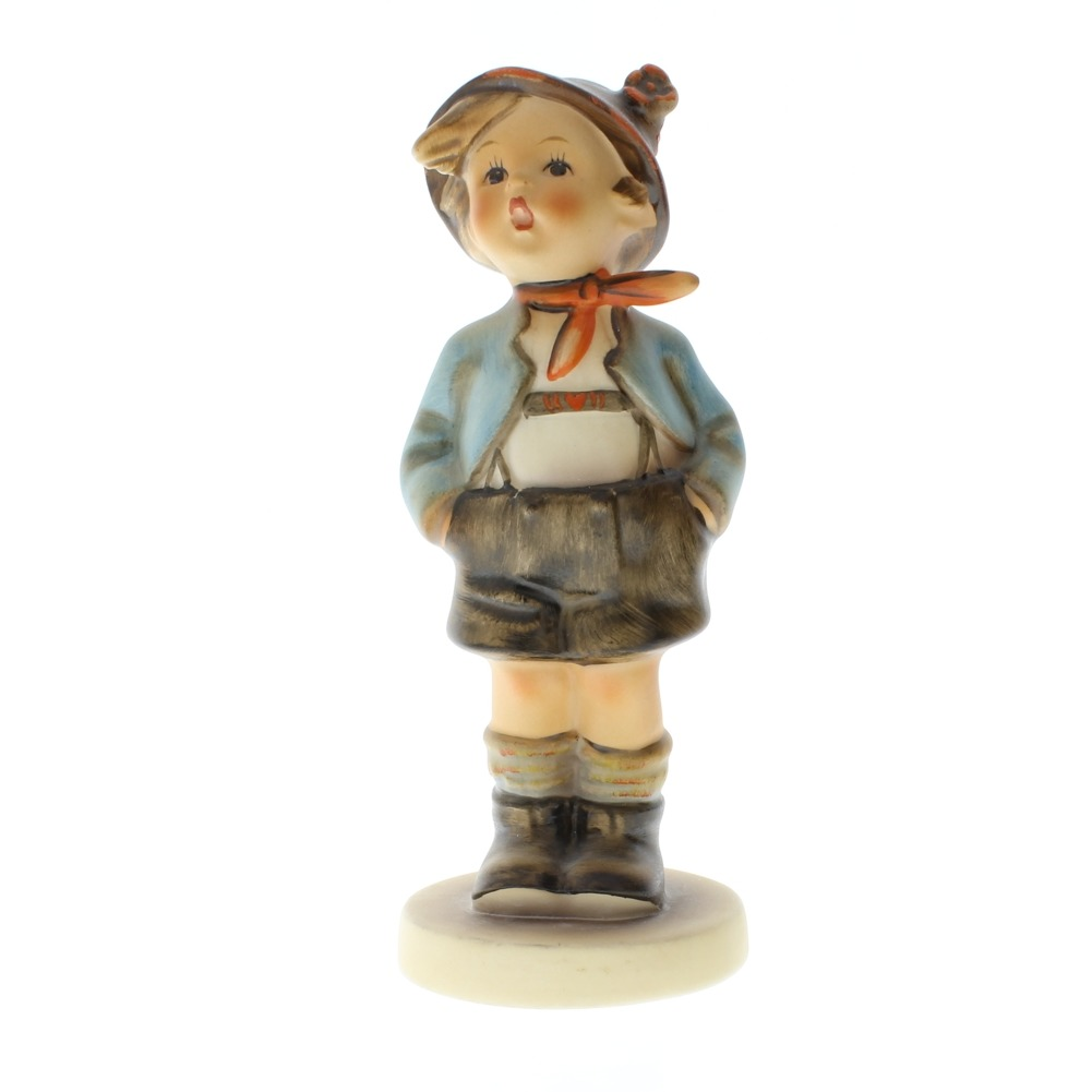 Goebel Hummel Brother Our Village Hero TMK 5 Porcelain Figurine
