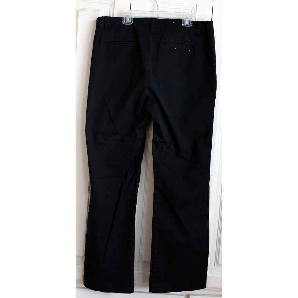 Boys Tommy Hilfiger Sz 14 Black Dress Pants