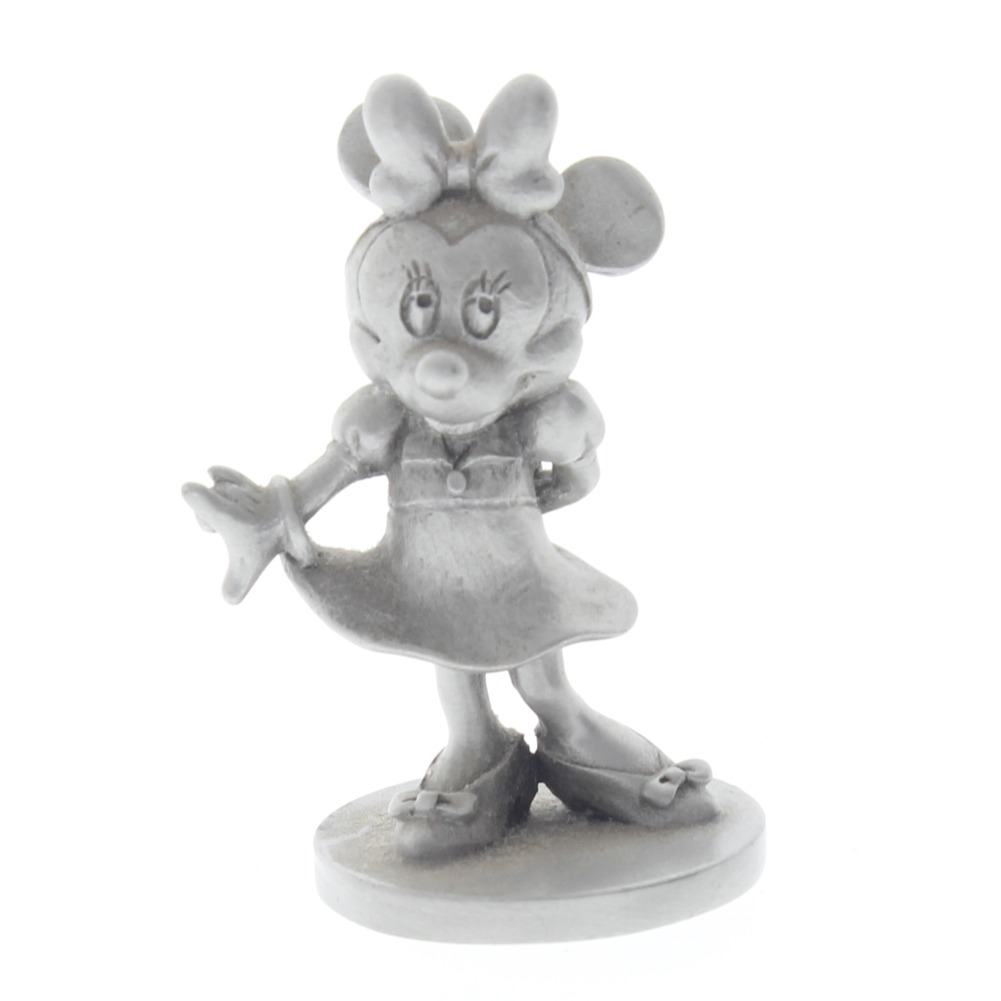 Hudson Pewter Minnie Mouse Walt Disney Figurine