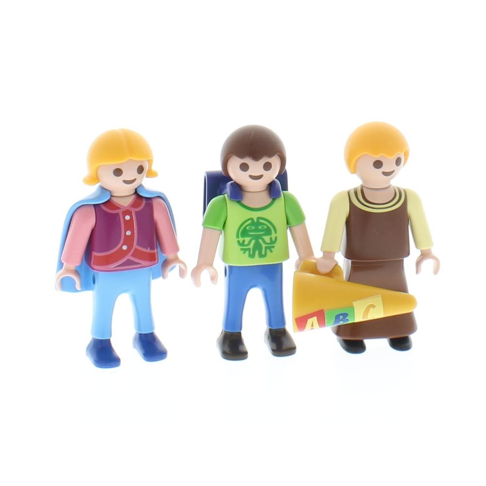Playmobil School Victorian Castle Children Child Kid lot Doll Set