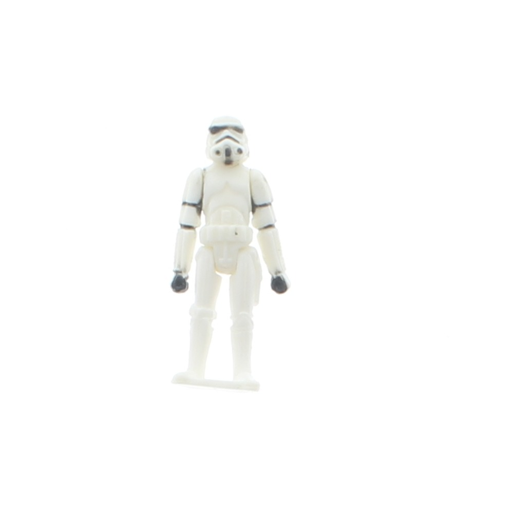 Micro Machines Storm Trooper with jointed hips and shoulders