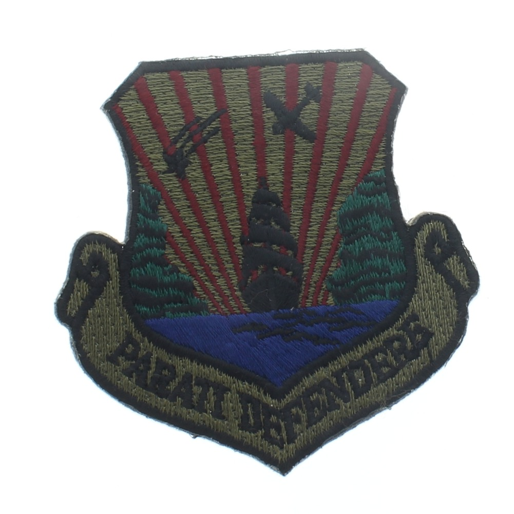 Parati Defendere Uniform Patch - United States Air Force  USAF