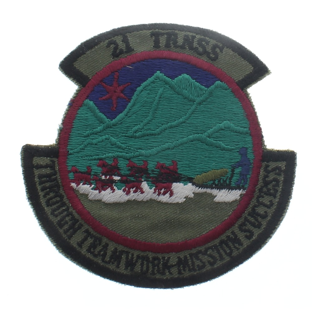 21 Trnss Through Teamwork Mission Success United States Air Force  USAF