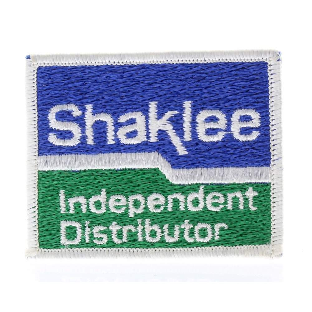 Shaklee Independent Distributor Collectible Uniform Patch
