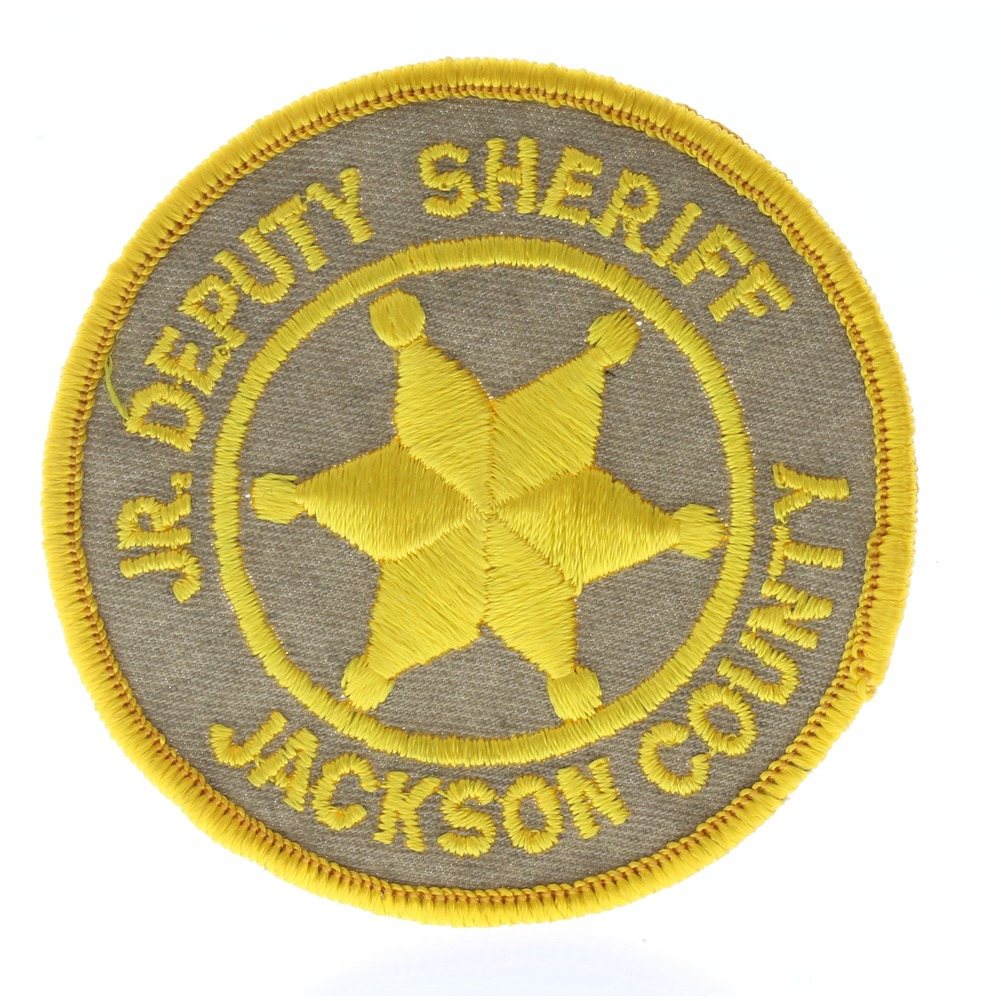 Jr. Deputy Sheriff Jackson County Missouri Uniform Patch