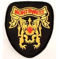 Northwest Crest Banner Uniform Patch #Msbk