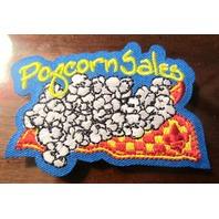 Bsa Boy Scout Uniform Patch Bsa Popcorn Sales