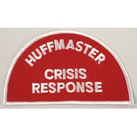 Huffmaster Crisis Response Security  Uniform Patch #Mswh