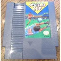 Vintage World Cup Nintendo Game Cartridge