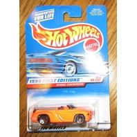 Hot Wheels 1998 First Edition #3 Dodge Sidewinder #634