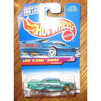"Hotwheels 1998 Low'N Cool Series ""'59 Impala"" New Moc"