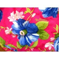 Nwt Logo Hollister Womens/Jrs Sassy Pink Blue Flower Skirt Lined