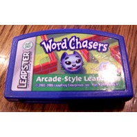 Leapster Leap Frog Word Chasers Arcade Sytle Game
