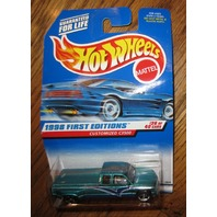 Hot Wheels Mattel Customized C3500 #26 Moc New