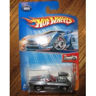 Hot Wheels 093 Corvette C6 New In Package Mib Car