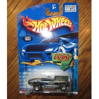 Hot Wheels '65 Corvette #067 Mattel 1 Of 4 New Mib