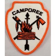 Uniform Patch Boy Scout Bsa Camporee  Arrowhead Shape #Bsor