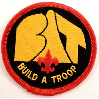 Uniform Patch Boy Scout Bsabat Build A Troop  #Bsrd