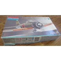 Monogram 1/48 Mitsubishi A6M5 Zero Plane Model Kit Skill Level 2