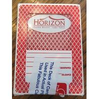 Horizon Casino Resort Lake Tahoe Playing Deck Of Cards New Sealed Set