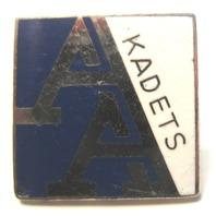 Aa Kadetes  Academy  Hat/Lapel Pin