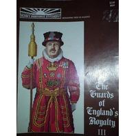 Sunny Mornings Stitchery Guards Of England'S Royalty Iii 3 Yeoman Warder
